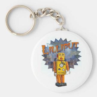 Lilliput Keychain