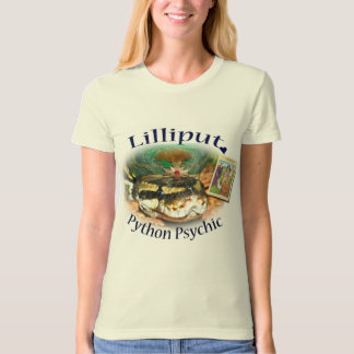 Lilliput, Python Psychic-The Lovers Card Tee