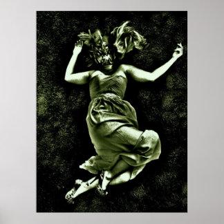 """""""Lillith's Dance"""" JTG Art Poster"""