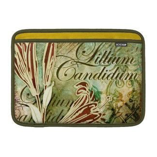 Lillium Candidum MacBook Sleeves