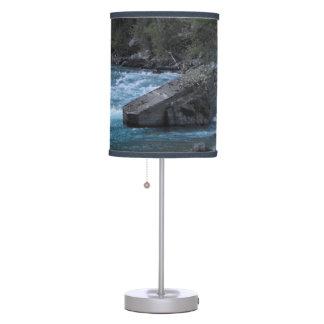 Lillooet River Lamp