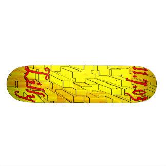 lilly 1 skateboard deck