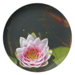 Lilly and Lotus Party Plate