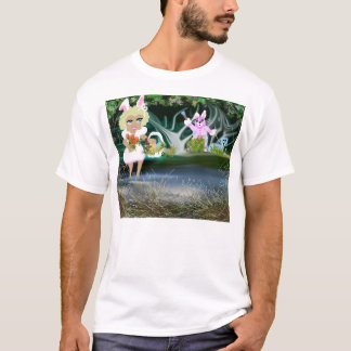 Lilly At EasterT-Shirt T-Shirt