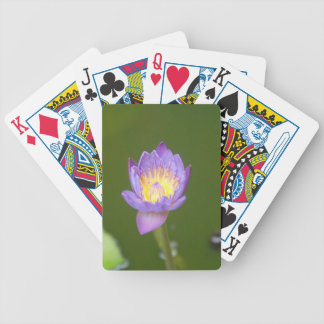 Lilly Bicycle Playing Cards