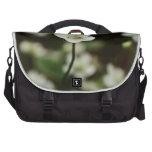 Lilly flower laptop shoulder bag