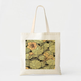 Lilly Flowers Tote Bag