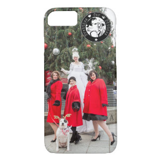 Lilly Love Lee, Ada Vice, Lolli Love Lee(December) iPhone 7 Case