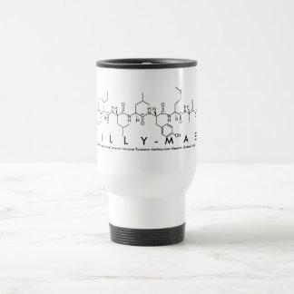 Lilly-Mae peptide name mug