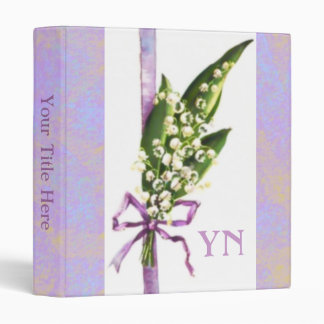 Lilly of the Valley binder