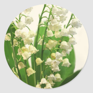 Lilly of the Valley Stickers