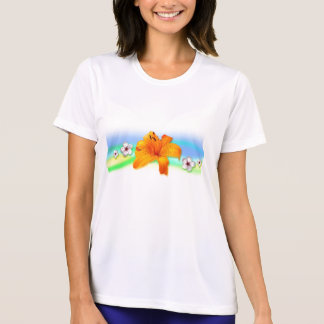 Lilly orange t shirts
