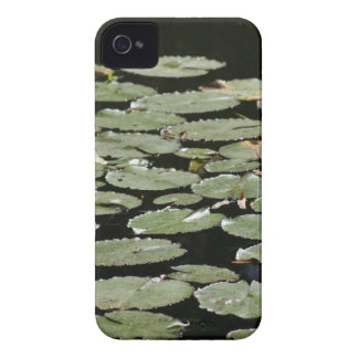 """""""Lilly Pad"""" iPhone 4 Case"""