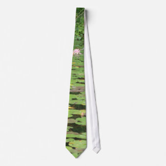 lilly pad tie