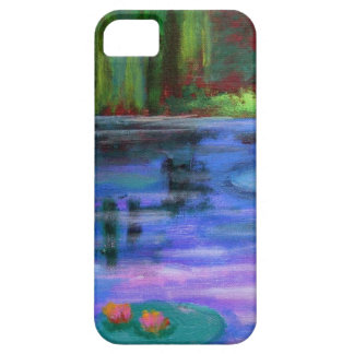 Lilly Pads iPhone SE/5/5s Case