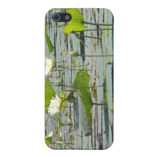 LILLY PADS iPhone SE/5/5s COVER