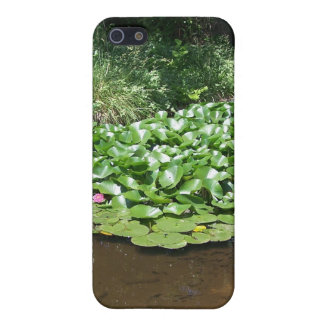 lilly pond case for iPhone SE/5/5s