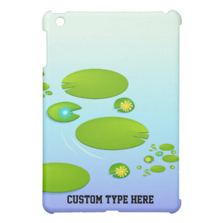 Lilly Pond iPad Mini Covers