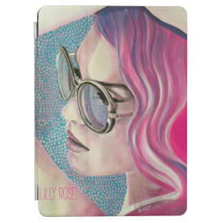 Lilly Rose ipadcover iPad Air Cover