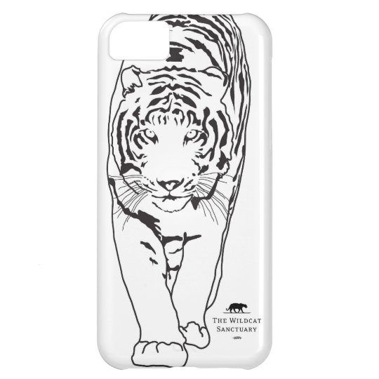 Lilly Stencil iPhone 5 case