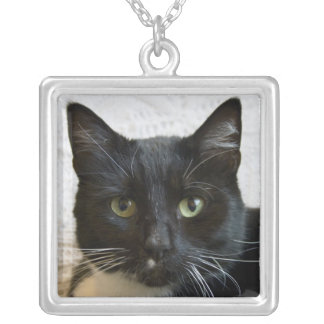 Lilly the Cat Necklace