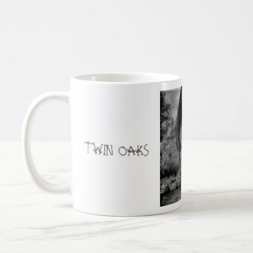 Lilly Twin Oaks Sanctuary Mug