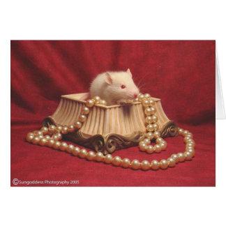 lillybelle tarjeta de felicitación