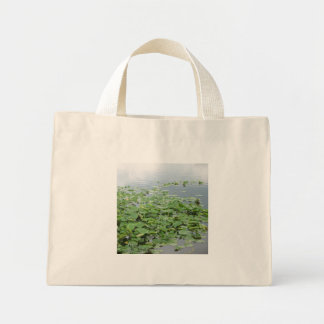 LillyPad Canvas Tote