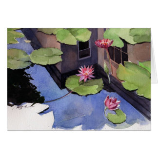 Lillypads Card