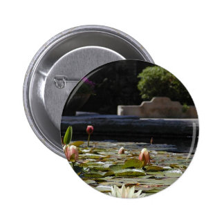 Lillypads Waterlily Pin
