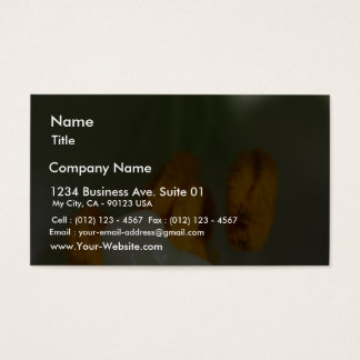 Lillys Pistil And Anthers Business Card