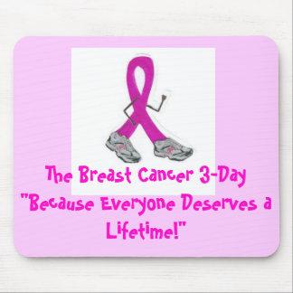 """lilman2, el cáncer de pecho de tres días """" porque  tapete de raton"""