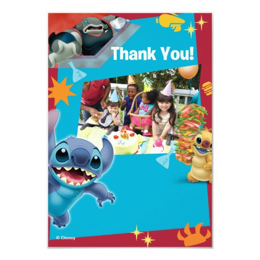 Lilo And Stitch Invitations Free is Nice Style To Create Cool Invitations Layout