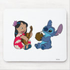 Lilo and Stitch Mouse Pad