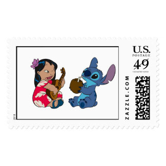 Lilo and Stitch Postage