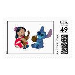 Lilo and Stitch Stamp