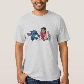 Lilo and Stitch Tea Party Shirts