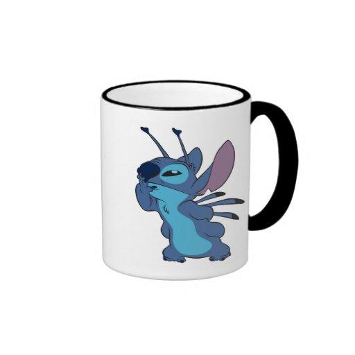 Lilo and Stitch's Stitch Coffee Mug