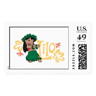 Lilo Logo Postage Stamps