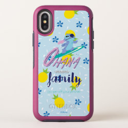 OtterBox Apple iPhone X Symmetry Case with Funny: Olaf in Pieces design