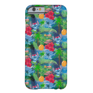 Lilo & Stich | Stitch Pattern Barely There iPhone 6 Case
