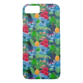 Lilo & Stich | Stitch Pattern iPhone 7 Case