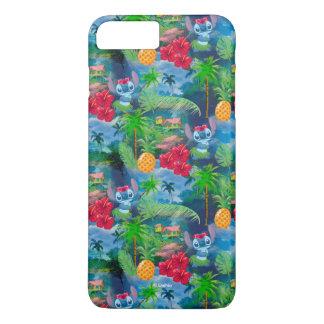 Lilo & Stich | Stitch Pattern iPhone 8 Plus/7 Plus Case