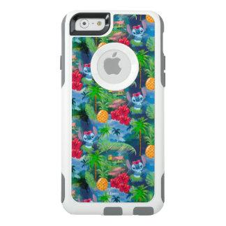 Lilo & Stich | Stitch Pattern OtterBox iPhone 6/6s Case
