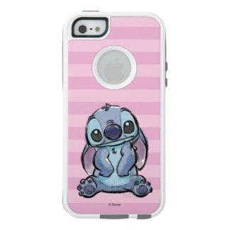 Lilo & Stich | Stitch Sketch OtterBox iPhone 5/5s/SE Case
