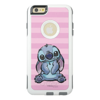 Lilo & Stich | Stitch Sketch OtterBox iPhone 6/6s Plus Case