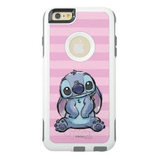 Lilo & Stich | Stitch Sketch OtterBox iPhone 6/6s Plus Case