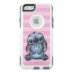 the best attitude cf7c5 b68c2 Lilo & Stich | Stitch Sketch OtterBox iPhone 6/6s Case