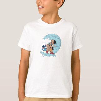 Lilo, Stitch and Nani T-Shirt