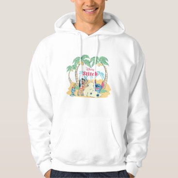Disney Themed Lilo & Stitch | Come visit the islands! Hoodie